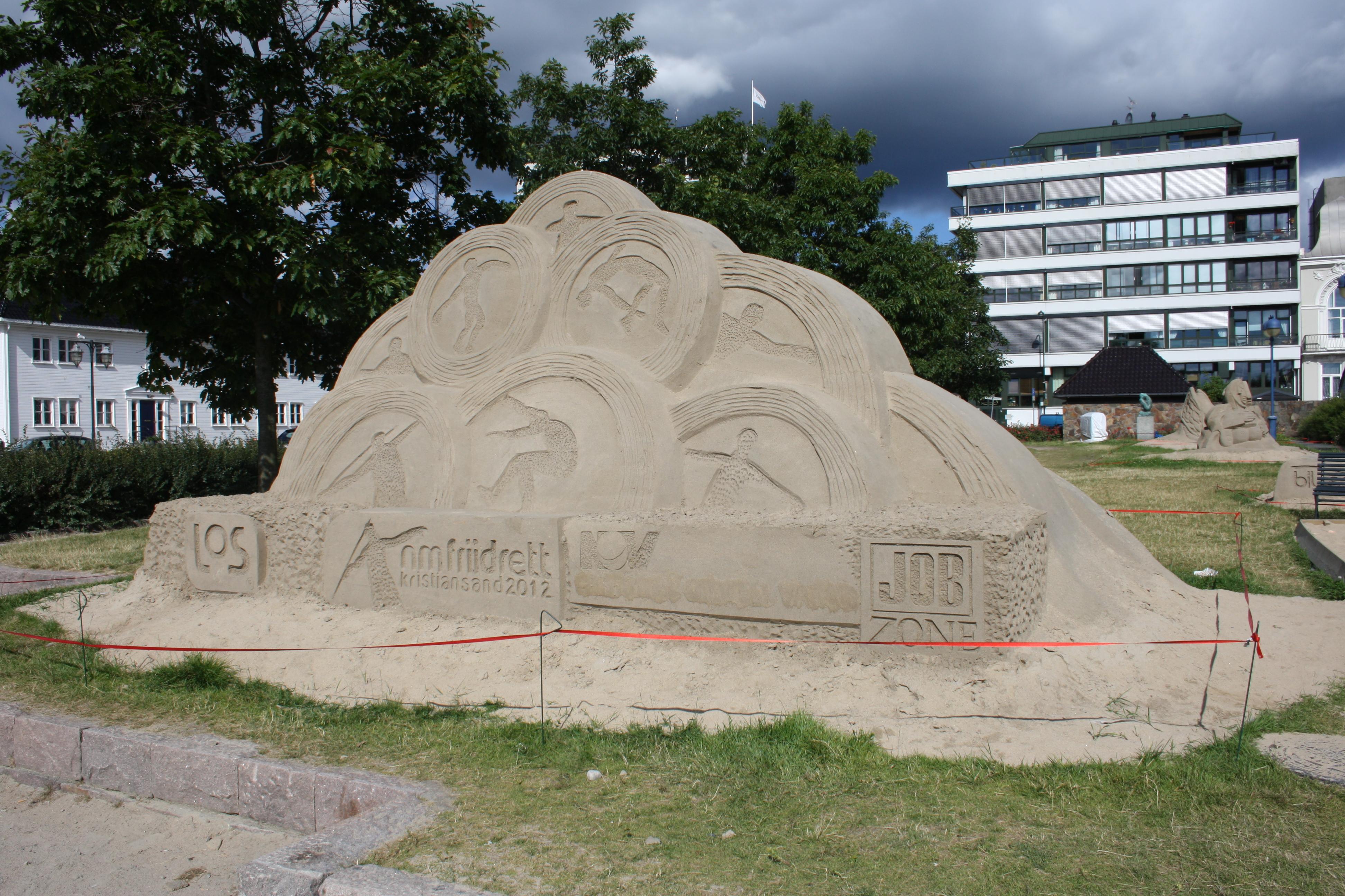 kristians sand